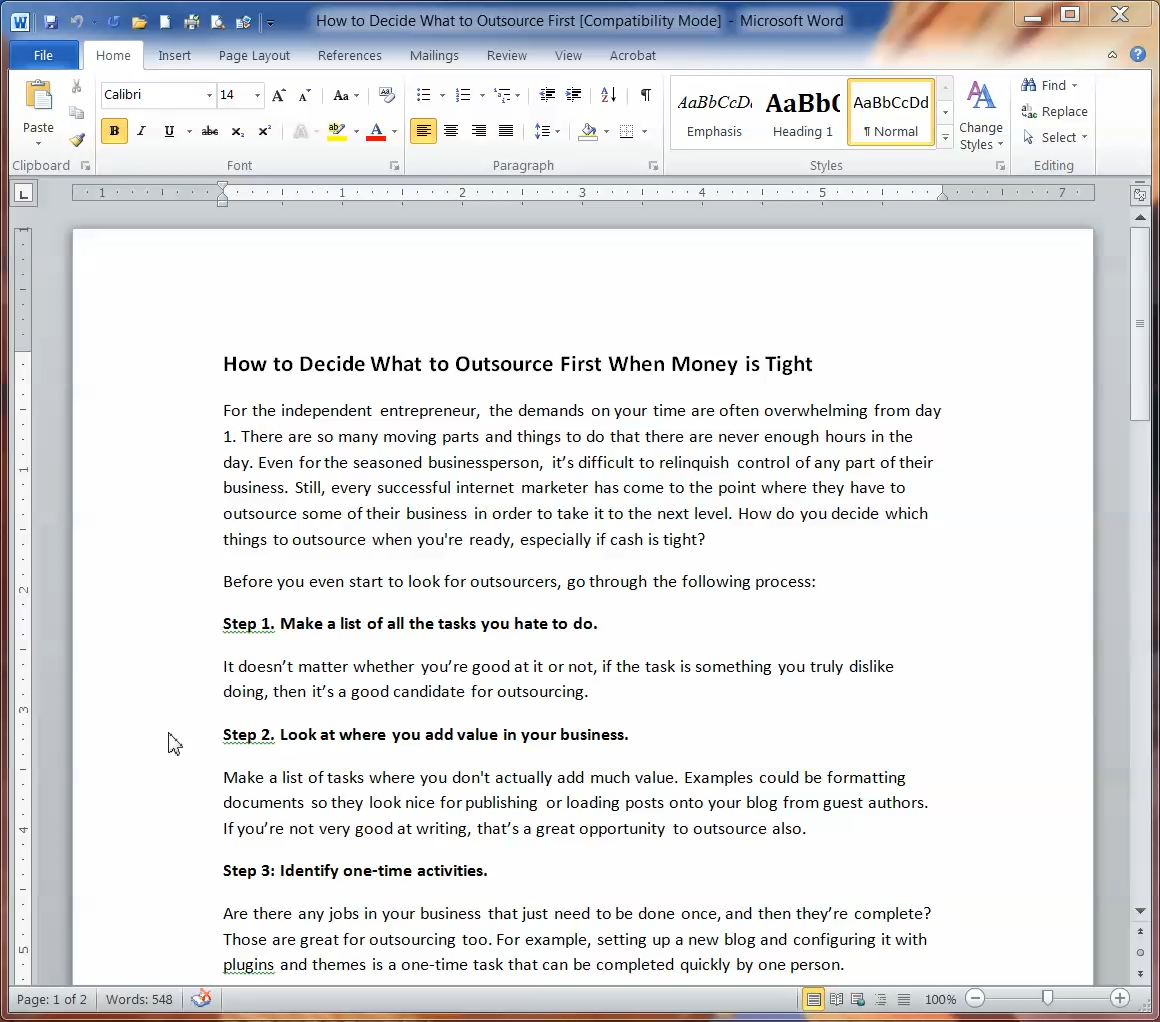worksheet Create Worksheets repurposing plr how to create a worksheet from article as you watch the video youll see that i used an already was set up with specific steps those are easiest ones wor